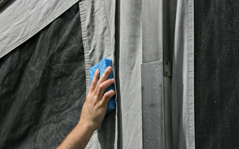 Wash Curtain By Softhand